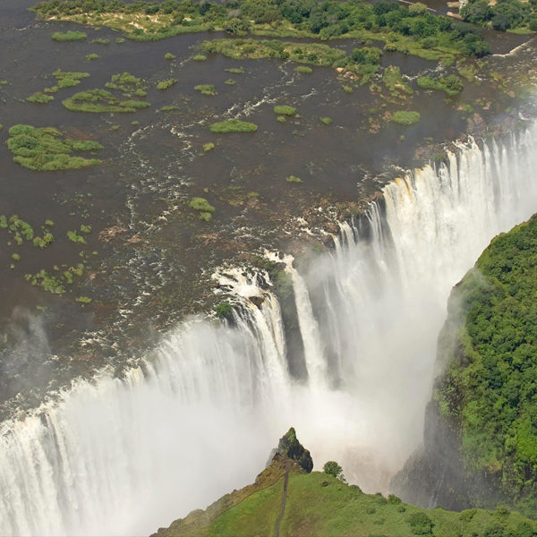 Wildlife, waterfalls and world's end